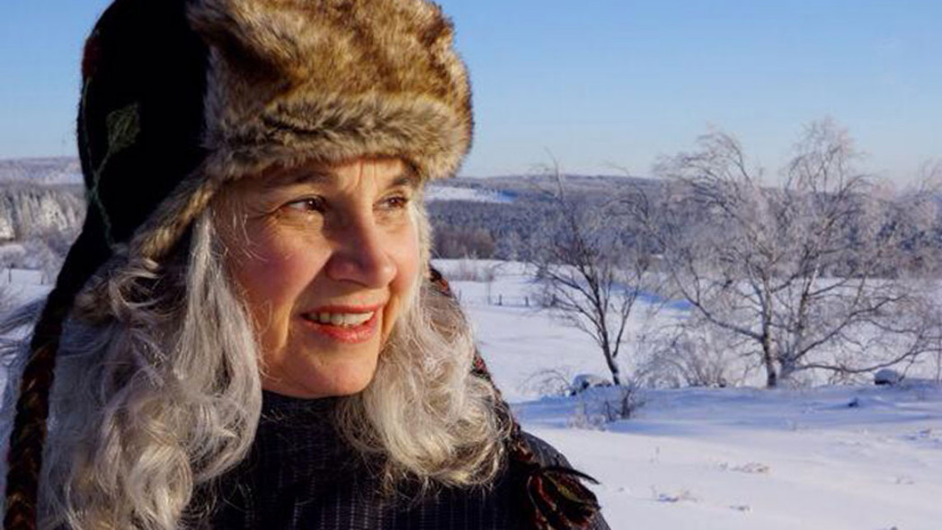 Portrait Sylvie Van Brabant