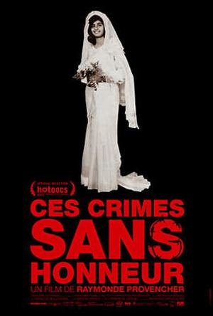 affiche-crimes-sans-honneurs-raymonde-provencher-2012