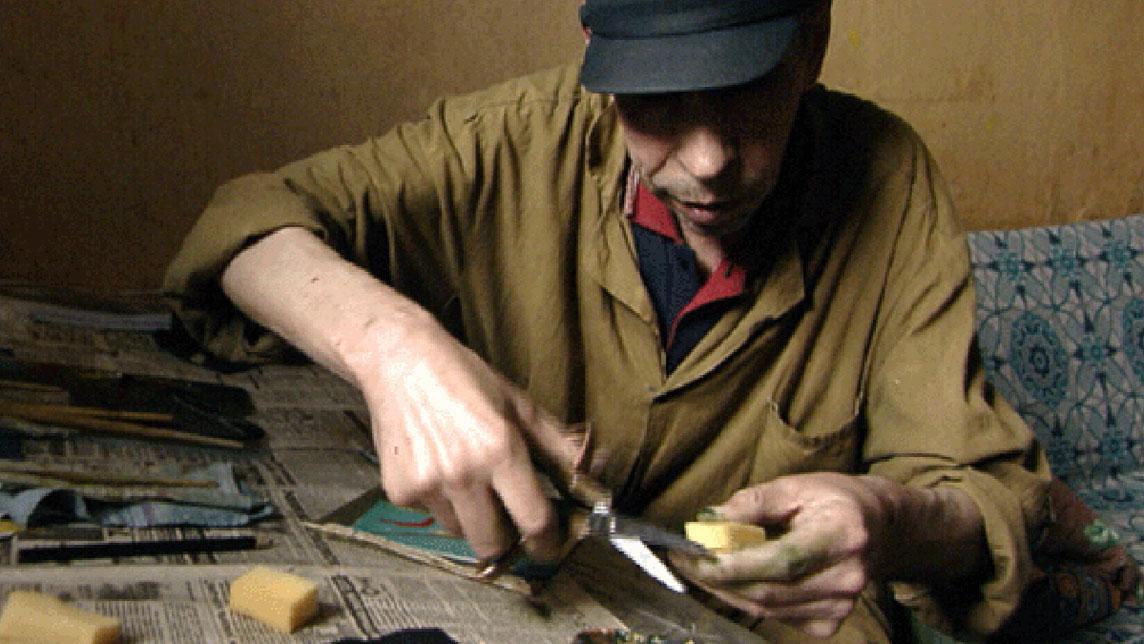 Extrait - L'Arbre aux branches coupées - Pascale Ferland