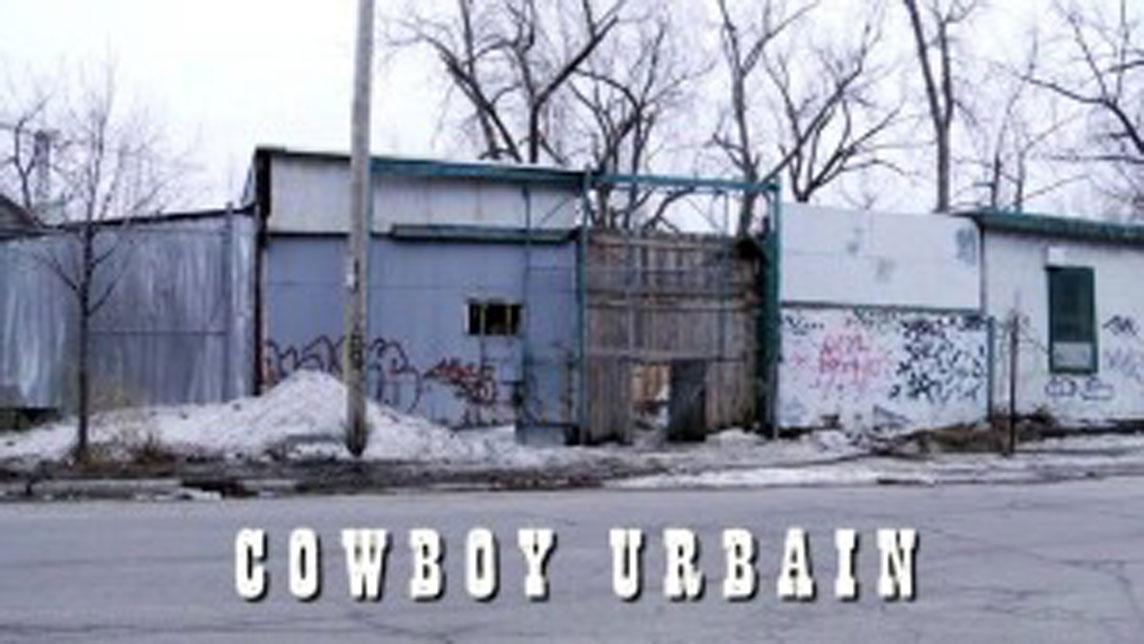 Extrait - Cowboy urbain - Marie-Lou Béland