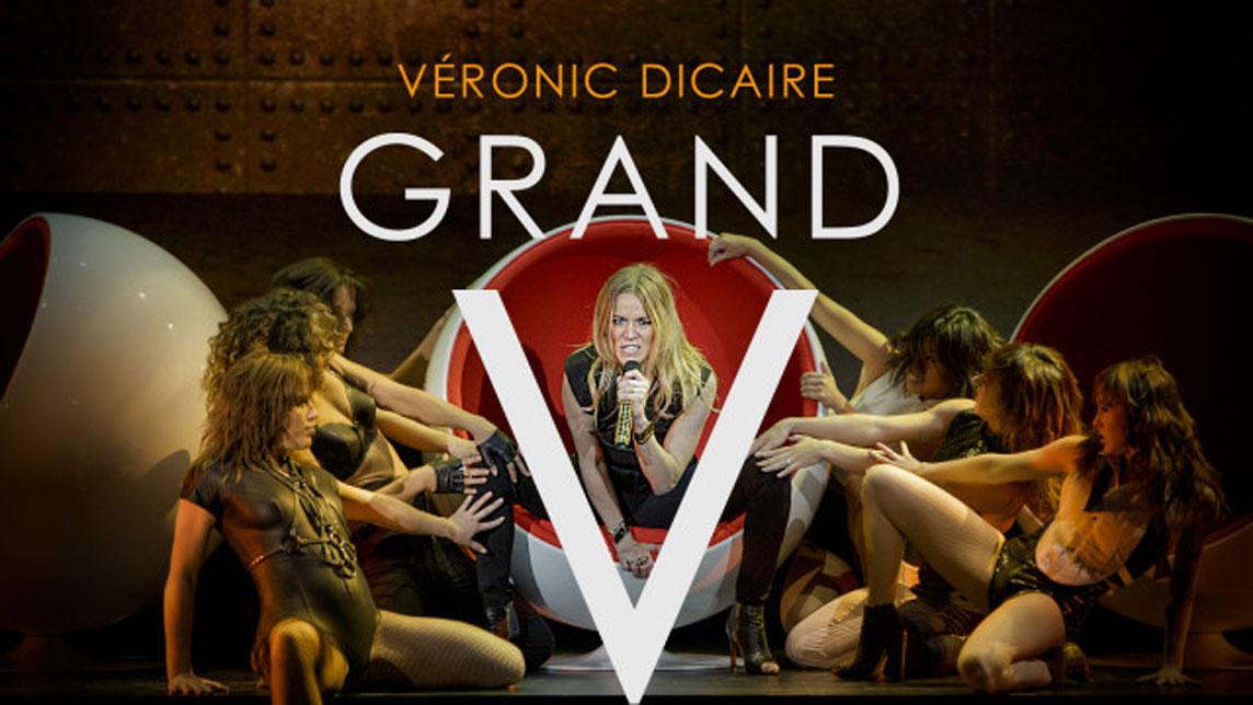 Extrait - Véronic Dicaire – Grand V - Marie-Pascale Laurencelle