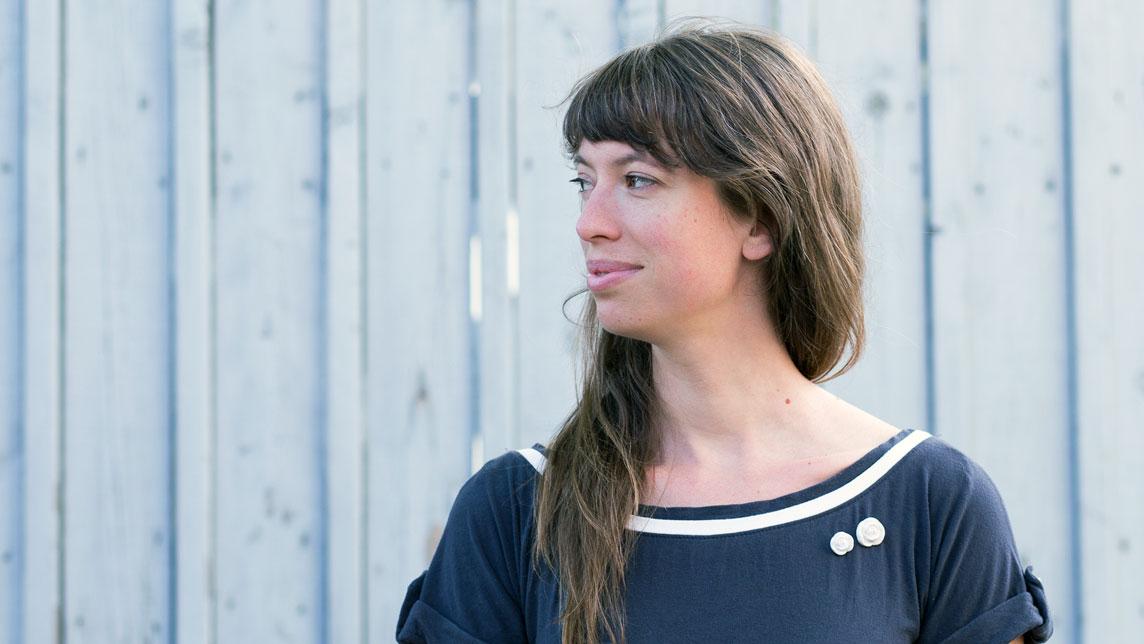 Portrait Anna Lupien