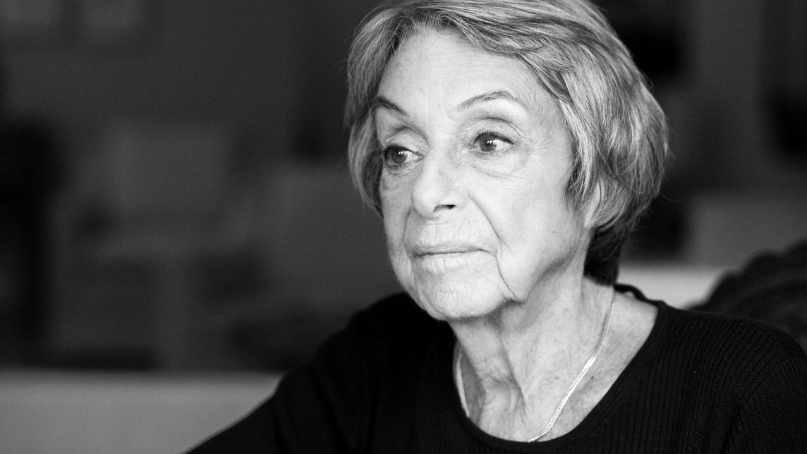 Portrait Anne Claire Poirier