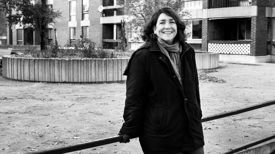 Portrait Carole Laganière