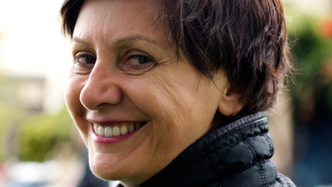 Portrait Doïna Harap