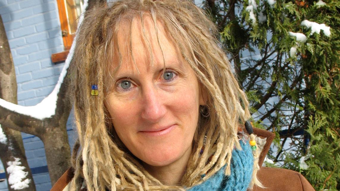 Portrait Ève Lamont