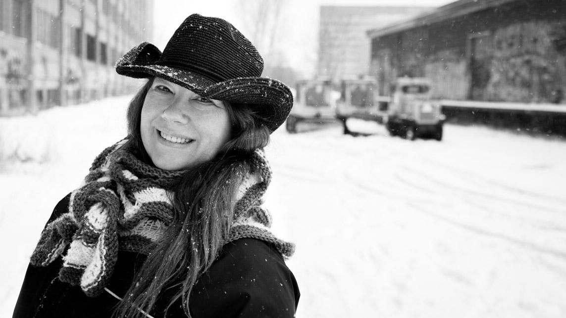 Portrait Isabelle Hayeur