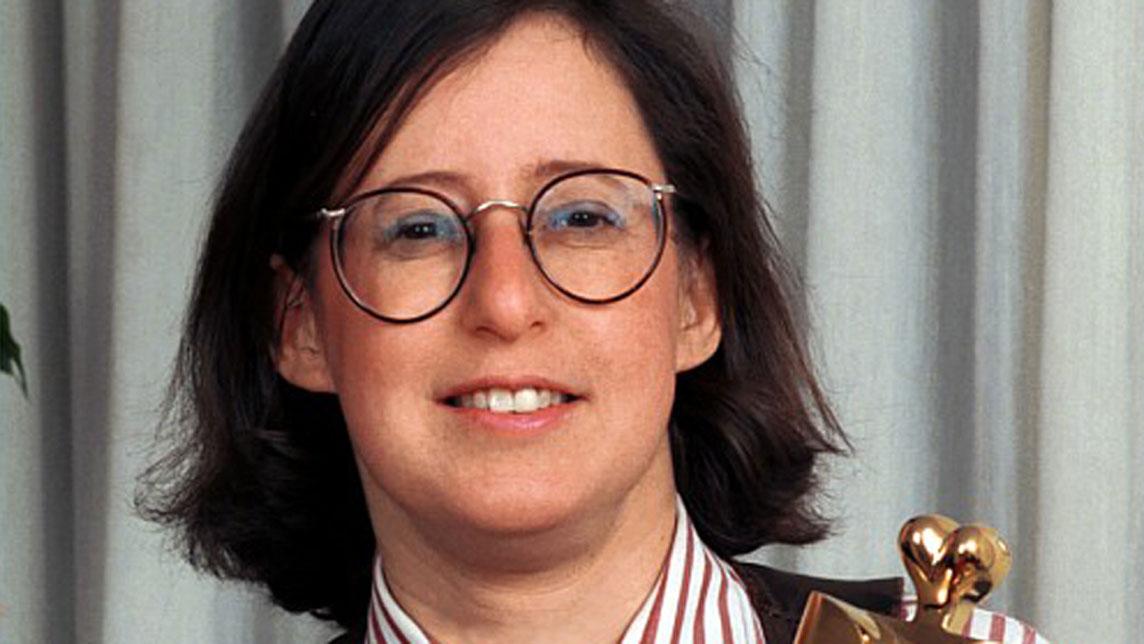 Portrait Lois Siegel