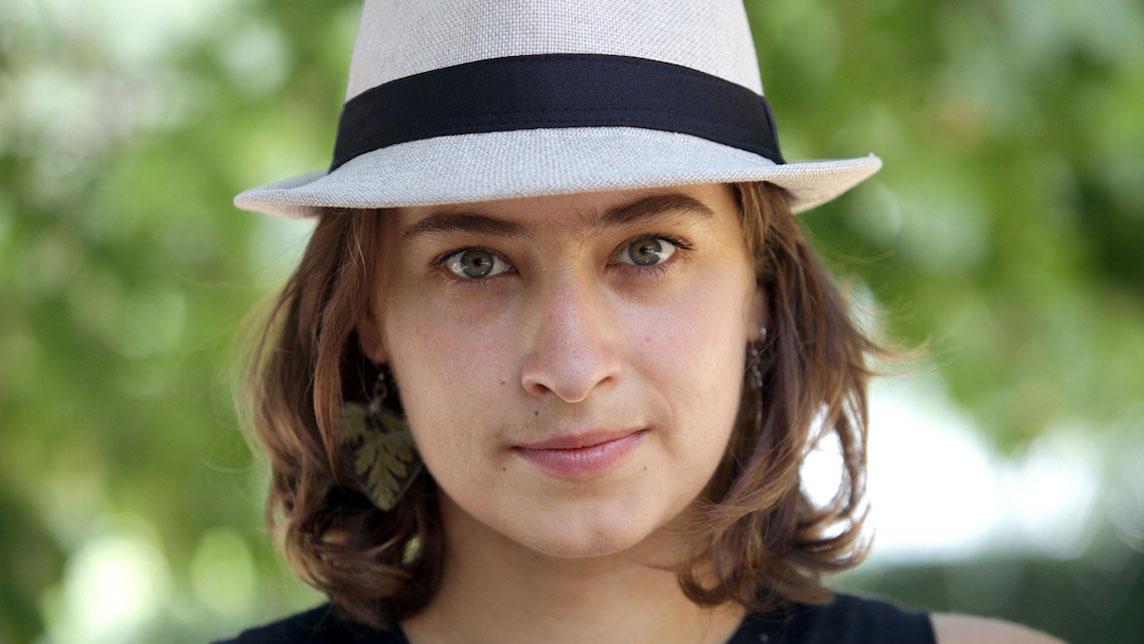Portrait Maia Iotzova