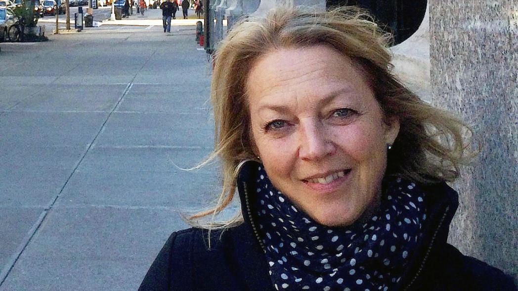 Portrait Marie Brodeur