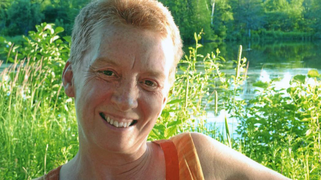 Portrait Myriam Fougère