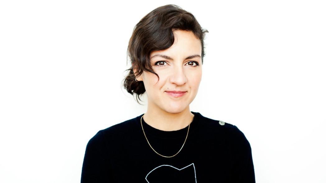 Portrait Nadine Gomez