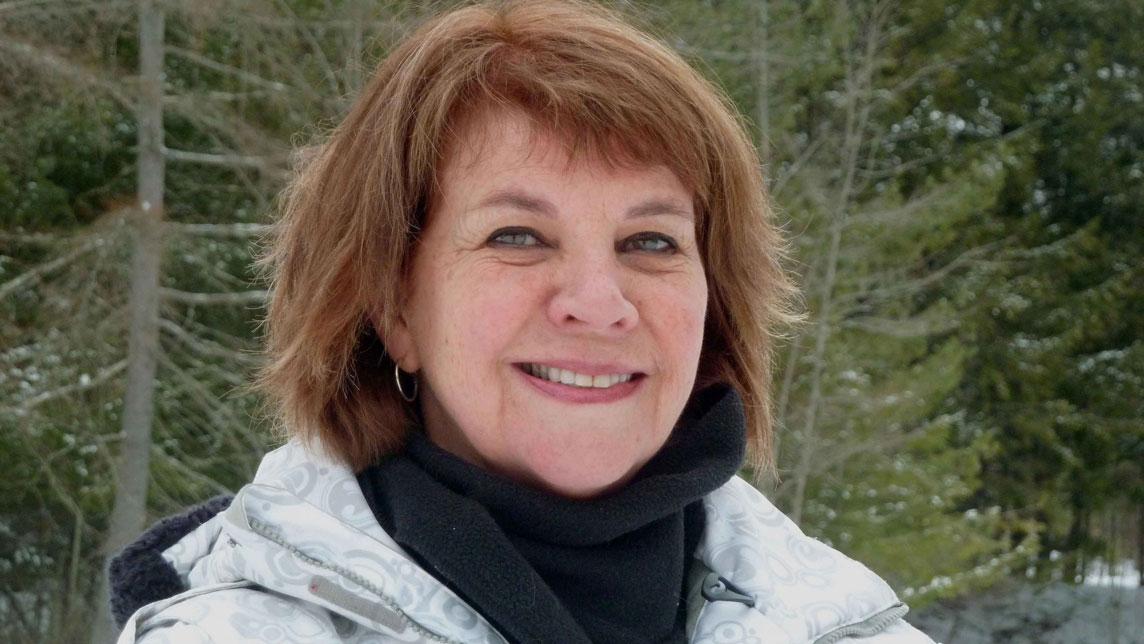 Portrait Nicole Giguère