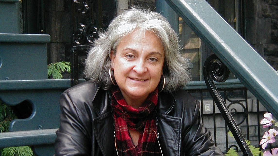 Portrait Raymonde Provencher