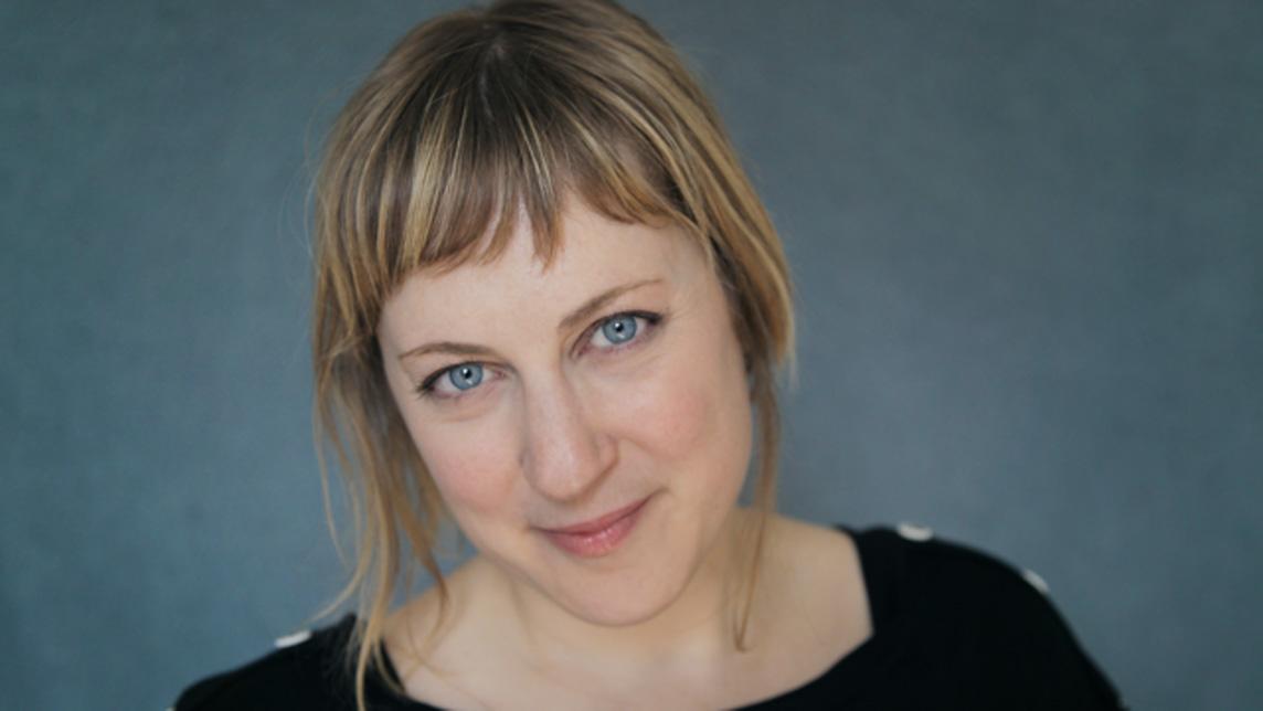 Portrait Sarah Fortin