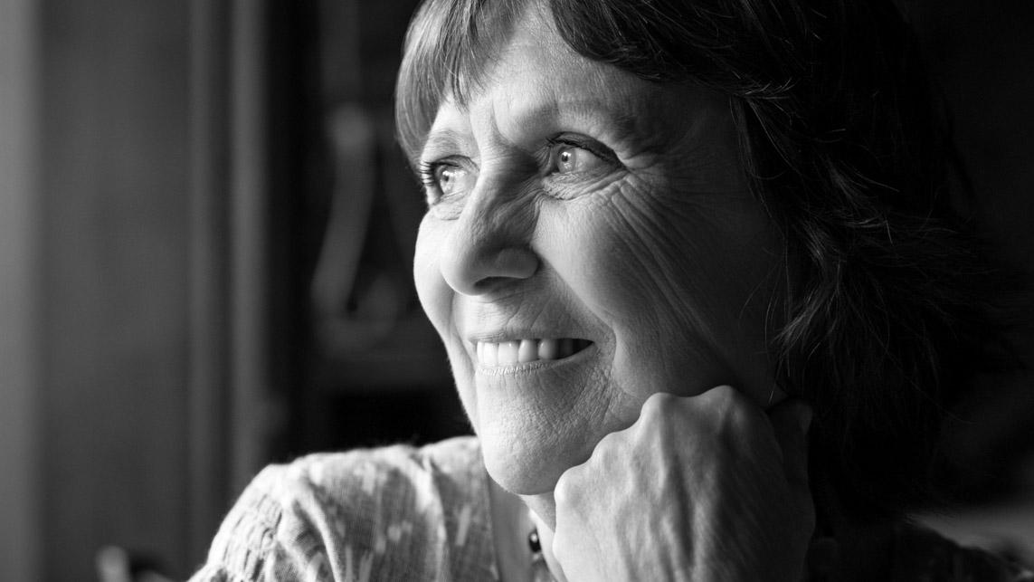 Portrait Stella Goulet