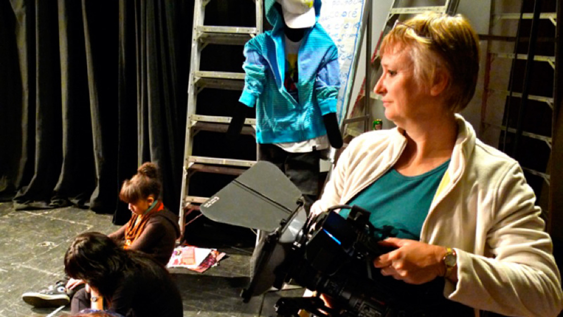 Tournage Sophie Bissonnette