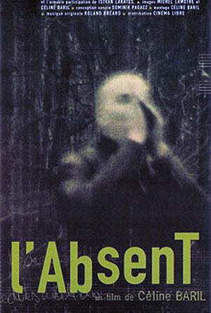 affiche-absent-celine-baril-1997