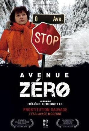 affiche-avenue-zero-helene-choquette-2009