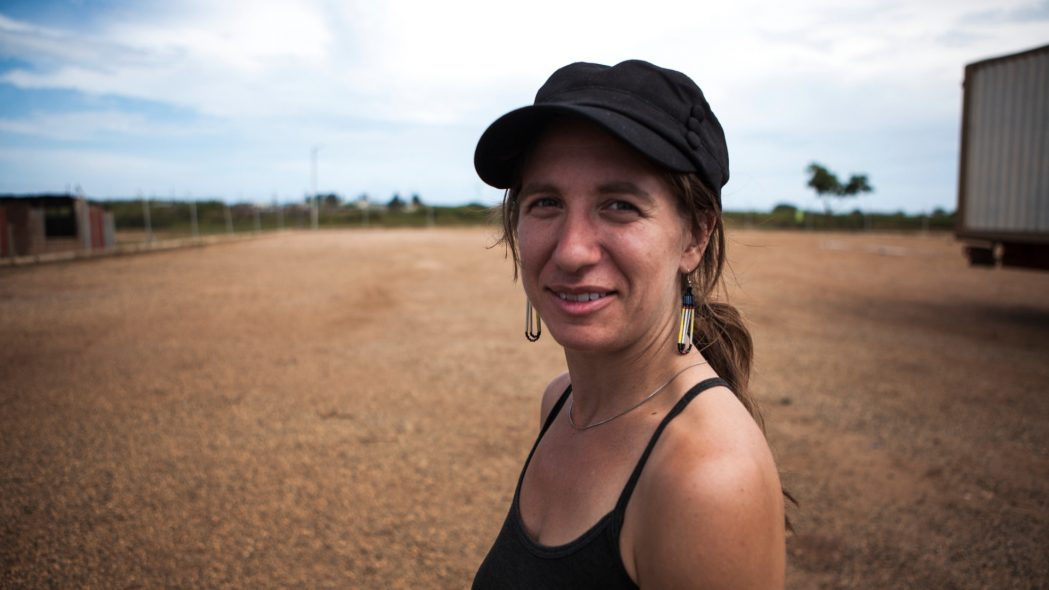Portrait Amy Miller
