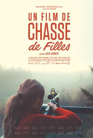 Affiche-un-film-de-chasse-de-filles-julie-lambert-2014